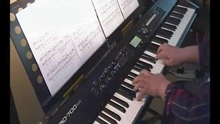豪杰春香 插曲 急救室 钢琴版 独奏 응급실