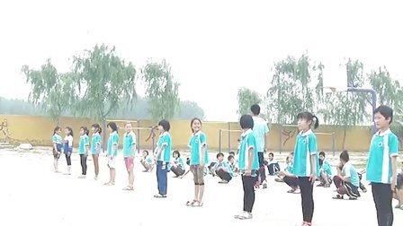 魏僧寨薛冰睿 2010011545四年级体育武术健身操
