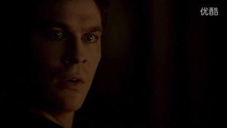 吸血鬼日记第四季Damon  and Elena对白