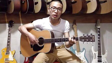 合肥华歌吉他培训班学员三指法弹唱—外面的世界