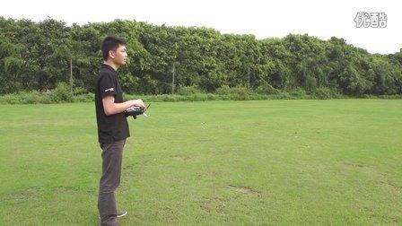 SuperX飞控姿态感度(俯仰与横滚)远程调节