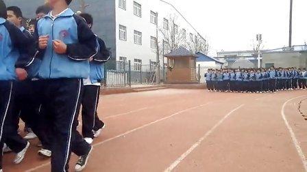 P3308776跑步操河南淮阳西城中学