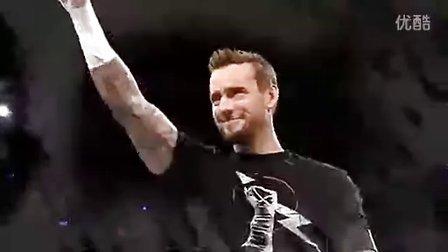 WWE Cm Punk Cm 朋克 出场MV2(流畅)
