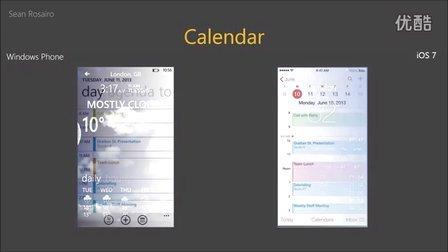 iOS 7 vs. Windows Phone 8