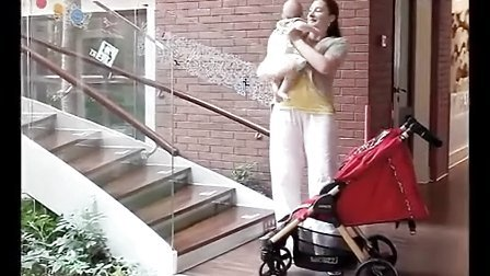 BACiuZZi(帕琦) B18.3婴儿推车使用视频