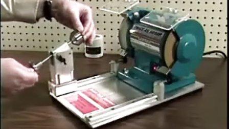 自製磨刀機