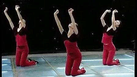 中国民族民间舞蹈等级考试第四级 渔家欢歌(客家) 标清