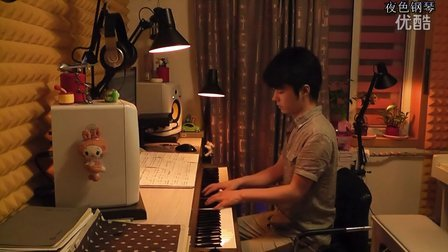 五月天《知足》夜色钢琴曲_tan8.com