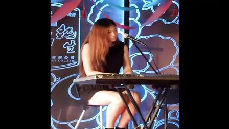 后海一品昌酒吧美女——一个人的演唱会3