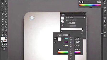 AI视频教程_AI教程_AI实例教程_UI设计篇_相机图标