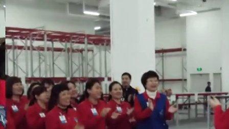 杭州西溪山姆会员商店建店视频