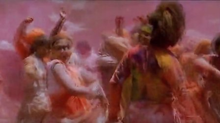 印度电影歌舞 Mangal Pandey The Rising 2005 Holi Re