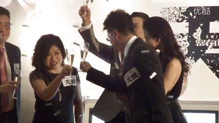 富春山居图《天机》 香港首映会现场拍摄