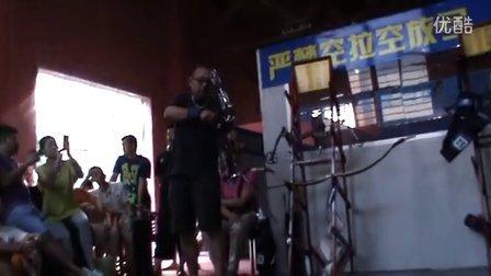 成都超羿第一届内部会员比赛复合弓30米决赛