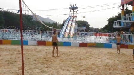 【济南】我们的沙滩排球