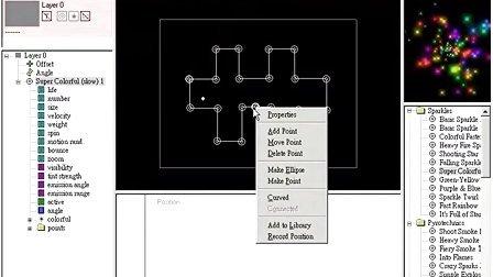 Emitter的形态变化-3.1  点线-圆形-矩形