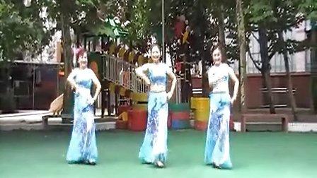 傣族舞蹈《彩云之南》 高清