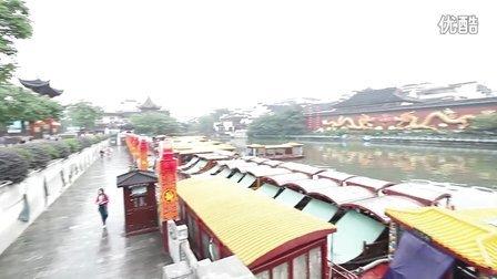 七分钟畅游南京青奥圣地 体验南京特色小吃文化