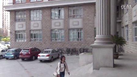 2013年5月22日天津外国语大学逸夫楼