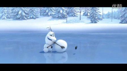 【冰雪奇缘】超清先导预告  迪士尼最新动画长片