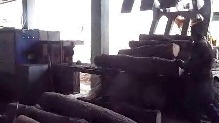 原木多片锯 方多片锯 300圆木多片锯 正启机械厂2