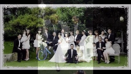 Jaejoong's Parents' Wedding金在中的父母结婚纪念照