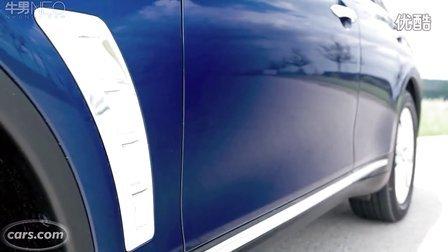 2013款英菲尼迪FX37豪华车型【牛男汽车】
