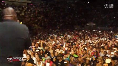 Lil Wayne --Pop That(Hot 97 Summer Jam 2013)现场版