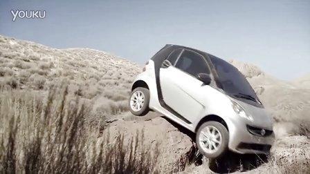 史上最悲催汽车广告,来自Smart Fortwo。还好最终神逆转。