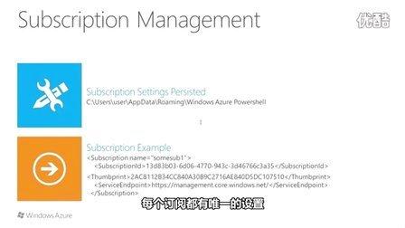 4-Windows Azure PowerShell 简介