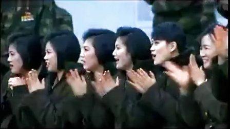 北朝鲜特殊部队训练视频