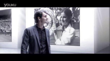 2013费德勒Rolex劳力士广告-述说历史