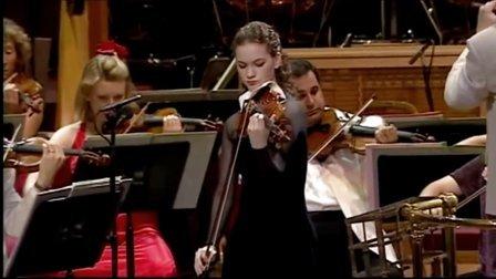 莫扎特D大调第四小提琴协奏曲 希拉里哈恩