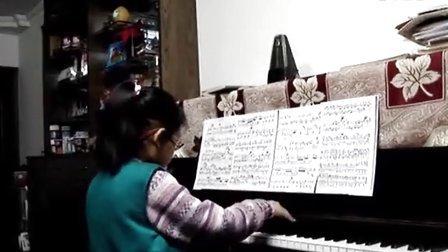贝多芬 C小调 第5钢琴奏鸣曲 第二乐章   Op.10No.1