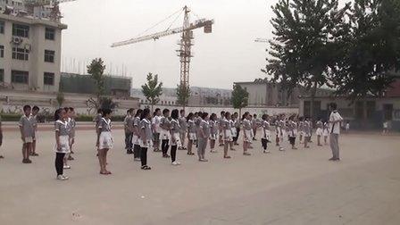 平山郝鹏飞 2010011525四年级体育少年拳