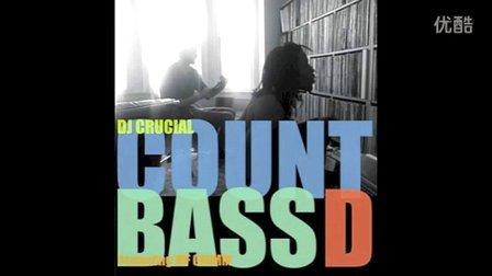 Dj Crucial _ Count Bass D - Disk Drive