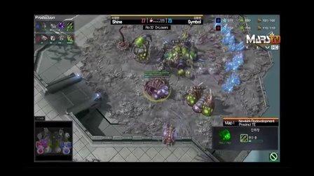 2013WCS S2(OSL)小组赛D组symbol(Z) vs shine(Z)