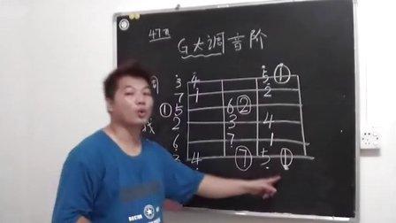 吉他教学(第八课)