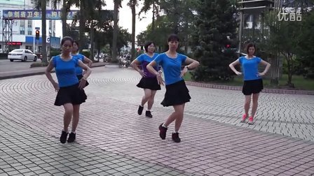 江门礼乐乐中园广场舞 trouble maker