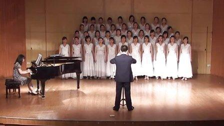 音乐系女声合唱团-《热带的地方》@JTUBE動画