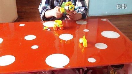 菠萝战宝玩具