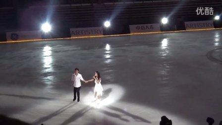 2013冰上雅姿广州站我的歌声里