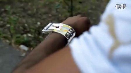 令人惊艳的EmoPulse腕带式智能手机