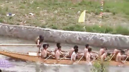 龙舟竞渡   壶东PK沙尾