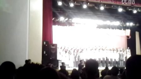 2013兰大5.4合唱比赛 中国之最