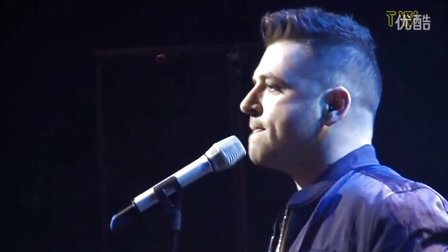 Mark Feehily  Performance on A Night for Christy
