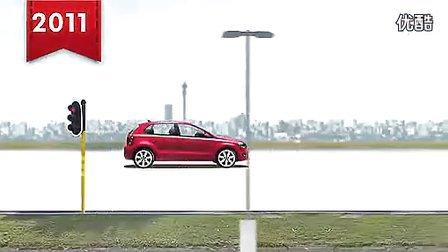 超赞创意动画 用谷歌街寻找大众汽车