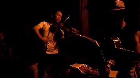月亮代表我的心 流行乐曲8 二重奏 小提琴 张扬 吉他 TONY CHENG