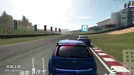 真实赛车3 福特 福克斯RS 漂移表演