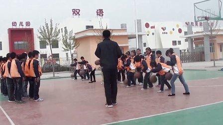 威县郑浩然 2010011570五年级体育篮球高运球